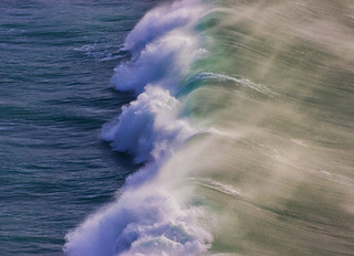 Surf and spray