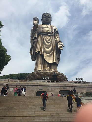 Mt. Lingshan Grand Buddha Scenic Area1