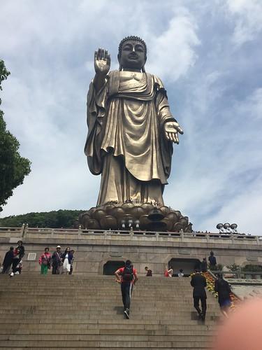 Mt. Lingshan Grand Buddha Scenic Area1