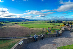 Stirling Castle (norriemacloud) Tags: architecture scotland stirling stirlingcastle hills battlefield