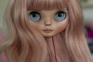 FBL Simply Vanilla with Human hair