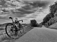 Nusshof (famje) Tags: baselland nusshof schweiz switzerland swiss vcpeloton roadbikecycling roadbike velo fahrrad fahrradtour bicycletouring strava stravaphoto landscape landscapephotography swphoto blackandwhite blacksndwhitephotography blackandwhitephotography outdoor outdoorphotography frühling spring canondale canondalebikes canondalesupersix iphonephoto