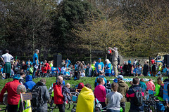 #POP2018  (215 of 230) (Philip Gillespie) Tags: pedal parliament pop pop18 pop2018 scotland edinburgh rally demonstration protest safer cycling canon 5dsr men women man woman kids children boys girls cycles bikes trikes fun feet hands heads swimming water wet urban colour red green yellow blue purple sun sky park clouds rain sunny high visibility wheels spokes police happy waving smiling road street helmets safety splash dogs people crowd group nature outdoors outside banners pool pond lake grass trees talking bike building sport