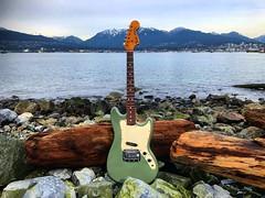 Driftwood (Pennan_Brae) Tags: mountains yvr vancity vancouver vancouverbc vintageguitars vintageguitar shortscale electricguitar guitar fender fenderguitars fenderguitar fenderbronco