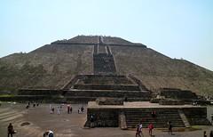 Pirámide del Sol (Erik Cleves Kristensen) Tags: mexico teotihuacan pyramid piramidedelsol