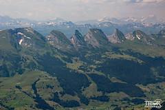 Churfirsten (morbidtibor) Tags: switzerland mountains säntis hiking alps churfirsten selun frumsel brisi zuestoll schibenstoll hinterrugg chaserrugg appenzell alpstein