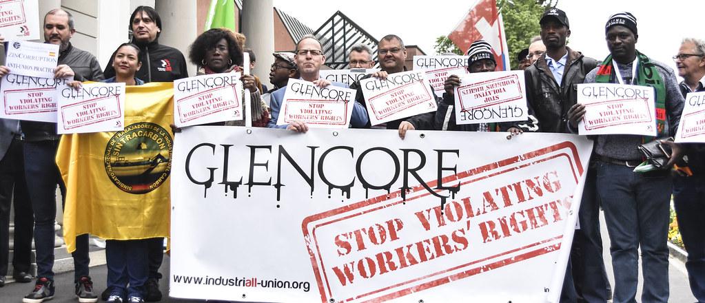 Glencore AGM banner