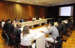 Vice-Prefeito Paulo Lamac recebe visita de delegação do governo de Guiné Bissau (Prefeitura de Belo Horizonte) Tags: prefeitura belo horizonte paulo lamac delegação governo guine bissau visita pbh