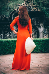 Lyn modelling in a red Ao Dai traditional Vietnamese Dress (Paul D'Ambra - Australia) Tags: aodai dress hanoi model reddress sexywomaninreddress temple traditionaldress vietnam vietnamesetraditionaldress woman womaninreddress womaninreddressintemple womanwithniceboobiesinreddress thànhphốninhbình ninhbình lalentephotography pauldambra