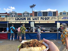IMG_7457 (David Danzig) Tags: jazzfest 2018 new orleans nola food cochon de lait po boy