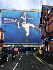 The great Dave Hickson (kevertonphoto) Tags: evertonfc walton everton goodisonpark davehickson football matchday premierleague premierleaguegrounds