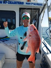 Red Snapper Catch Hook'em Up Charters (hookemupcharters1) Tags: sportsfishing charterfishing sharkfishing fishingcharters redsnapper