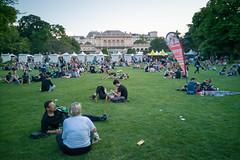 Genussfestival im Stadtpark 2018, Vienna (nicepicsnapper) Tags: stadtpark wien vienna nature city people cell phone mobile edited austria festival food postprocessed raw lightroom