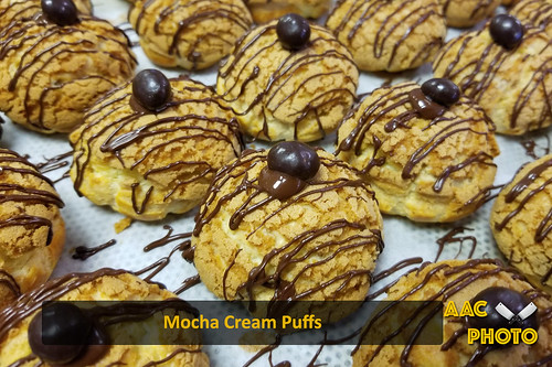 """Mocha Cream Puffs • <a style=""""font-size:0.8em;"""" href=""""http://www.flickr.com/photos/159796538@N03/42026434911/"""" target=""""_blank"""">View on Flickr</a>"""