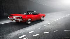 1970 Dodge Challenger Convertible - Shot 6 (Dejan Marinkovic Photography) Tags: 1970 dodge challenger convertible american classic muscle car mopar strobist automotive