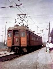 South Shore 100 Bendix 5-5-79 2 (jsmatlak) Tags: chicago south shore line nictd electric interurban railway train trolley tram