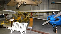 RLU 1 Breezy in Liberal (J.Comstedt) Tags: midamerica museum airplane aviation aircraft aeroplane liberal kansas usa rlu rlu1 breezy homebuilt experimental n1380e air johnny comstedt
