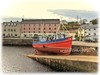 Bunbeg, Co. Donegal. (willieguildea) Tags: harbour port quay bunber donegal ireland eire ulster boat fishingboat trawler nikon building water