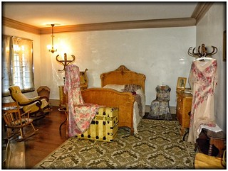 Sonnenberg Gardens & Mansion Historic Park ~ Canandaigua NY - Period Room