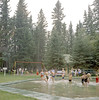 Playground in Red Lodge Provincial Park, Alberta (Provincial Archives of Alberta) Tags: alberta canada provincialparks parks outdoors