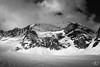 Pigne d'Arolla (MB*photo) Tags: montagne mountain alpes alps suisse switzerland pignedarolla glacier wwwifmbch valais wallis skirando noiretblanc romandie blackandwhite