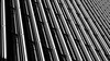 Linear Expansion (Sean Batten) Tags: london england unitedkingdom gb abstract architecture nikon df 50mm building lines blackandwhite bw city urban windows