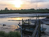 w 6 (BENPAB) Tags: stoney creek cherry cob sands humber east yorkshire southern holderness estuary inlet sunset