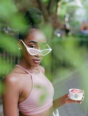 Gelarto (Matthew David Roberts Photography) Tags: portra400 kodak kodakportra film filmisnotdead mamiya645afd mamiya mamiya645 epsonv850 tompkinssquarespark nycstreet eastvillage manhattan streetphotography street portrait streetportrait