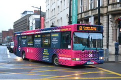 Cardiff Bus 501 CA03VRD (Will Swain) Tags: cymru south west wales city centre cardiff 10th february 2018 bus buses transport travel uk britain vehicle vehicles county country england english 501 ca03vrd