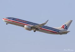 American Airlines 737-800 N913NN (birrlad) Tags: losangeles lax international airport california usa aircraft aviation airplane airplanes airline airliner airways airlines takeoff departure departing climbing runway boeing b737 b738 737 737800 737823 n913nn aa american