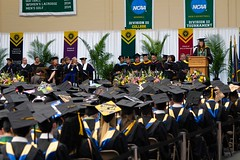 May 22, 2018 Spring Commencement (Farmingdale State College) Tags: farmingdale farmingdalestatecollege longisland newyork newyorkstate stateuniversity suny sunyfarmingdale college highereducation university photo nassau nassaucounty suffolk suffolkcounty usa unitedstates students studentlife campus campuslife collegelife commuter resident plaza fountain unitednations bunche technology sustainability education professors graduation graduates lieoc bethpage massapequa oysterbay massapequapark science teach learn sports nold rambo celebrate joy life progress johnnader johnsnader president horticulture aviation sunyaviation skylineconference skyline newyorkcity nyc kristinajohnson sunychancellor campustour chancellorkristinamjohnson