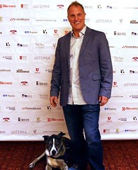 Another photo from our #30womentowatch event. We love that this pup and his owner came out to support all of our honorees. 🐶#ubevents #30womentowatch #utah30womentowatch (utahbusiness) Tags: utah utahbusiness business photo instagram