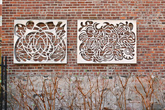 Aluminum (tmattioni) Tags: brooklyn prattinstitute art aluminum 7dwf freetheme