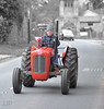Red Massey (Luzon Jim) Tags: colour splash outdoor tractor vehicle person brand camera nikon road wheel tyre watermark tree