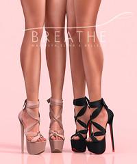 [BREATHE]-Akio_Heels ([Breathe]) Tags: breathe secondlife mesh heels maitreya slink belleza fameshed