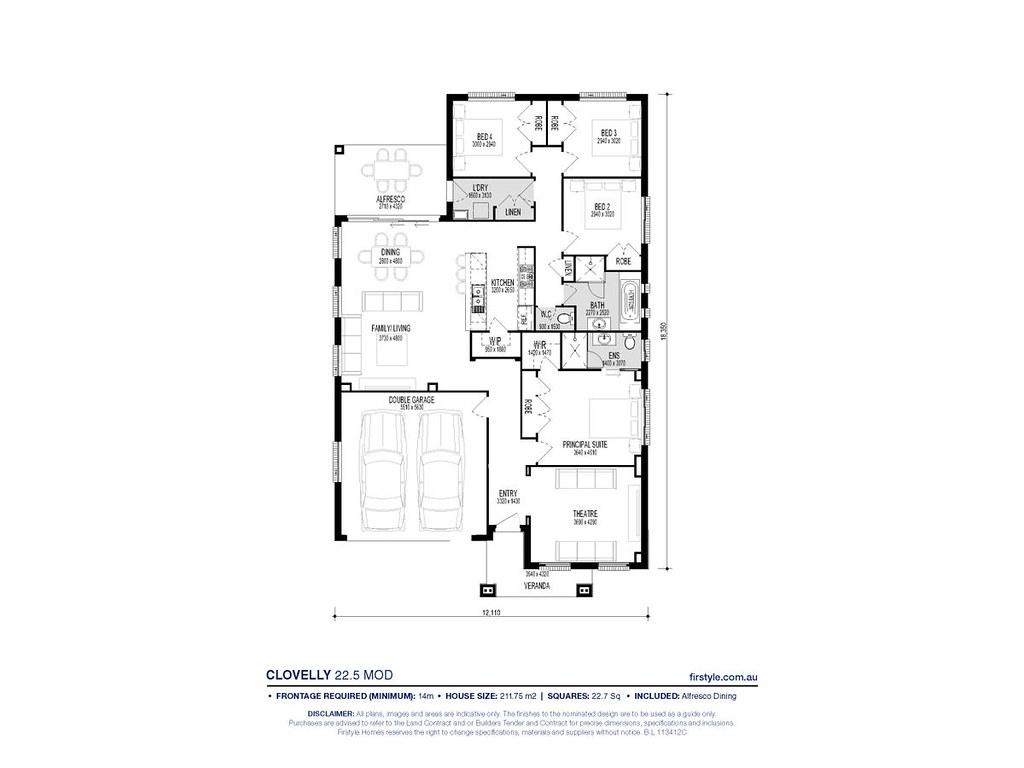 Allresco property report of lot 526 eastwood avenue, hamlyn terrace
