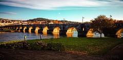 Ponte sobre o rio Lima (vmribeiro.net) Tags: ponte de lima portugal romana medieval roman bridge middle ages sony z1 camino caminho santiago