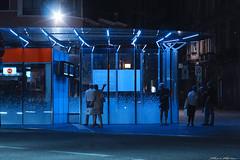 Blauwe nacht - LEUVEN 17' (The ShortShifter) Tags: noche night nacht naacht blauwe azul blau bleu blue cyberpunk punk leuven louvain lovain leuvenuniversity kuleuven luz light belgica belgium belgie belgique bruselas brussels flandes flanders flemish vlaams vlaamsbrabant deepnight dark city urban urbanphotography urbanphoto urbanculture suburbs people candid candidshoot candidphotography humans