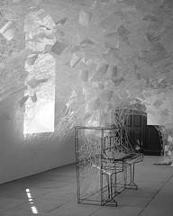 Chiharu Shiota's 'Beyond Time' (traciannshepherd@yahoo.co.uk) Tags: art artist yorkshiresculpturepark yorkshire installation