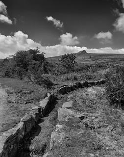 Haytor Rocks The long view