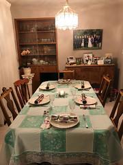 Xmas Dining Table 1 (daryl_mitchell) Tags: winter saskatchewan canada 2017 xmas regina dining table