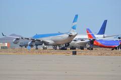 LV-CSE (LAXSPOTTER97) Tags: lvcse airbus a340 a340300 aerolineas argentinas cn 126 airport aviation airplane kvcv