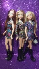 My Scene Bling Nights 🌌 (Eduardo Riveri) Tags: myscene blingnights barbie chelsea nia