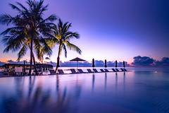 Tropical sunset (icemanphotos) Tags: paradise solitude sunset exotic luxurious relax inspire canon