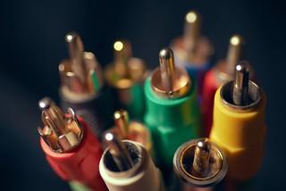 Macro Mondays Plugs and Jacks