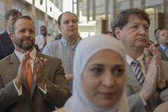 Secretary Pompeo Delivers Remarks to Embassy Jordan Staff and Families (U.S. Department of State) Tags: mikepompeo jordan amman
