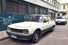 Peugeot 504 1989 SR (Argentina) - Santiago, Chile (RiveraNotario) Tags: peugeot504 peugeot