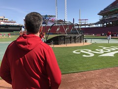 Andy's Birthday at GAPB (primemover88) Tags: mlb cincinnati reds great american ball park baseball
