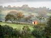 Temperature inversion Berrocal_008 (Brian L55) Tags: temperatureinversion andalucia trees mist hills morning spain
