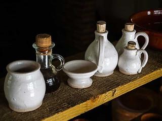 Little Woodham - Pottery